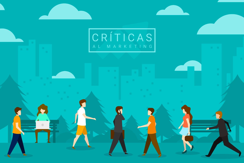 Críticas al marketing