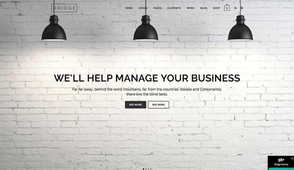 Mejores plantillas de WordPress gratis y premium para tu página web 8