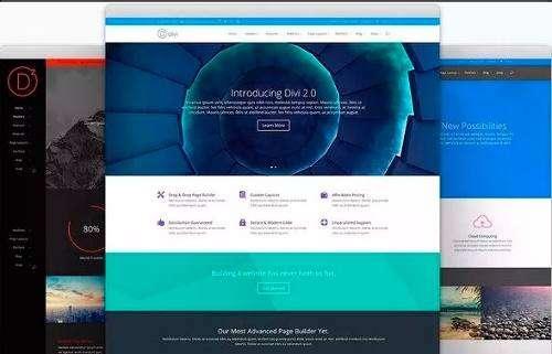 Mejores plantillas de WordPress gratis y premium para tu página web 7
