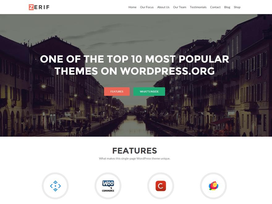 Mejores plantillas de WordPress gratis y premium para tu página web 1