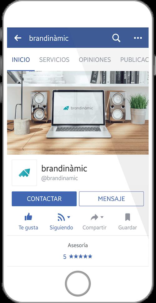 social media brandinamic