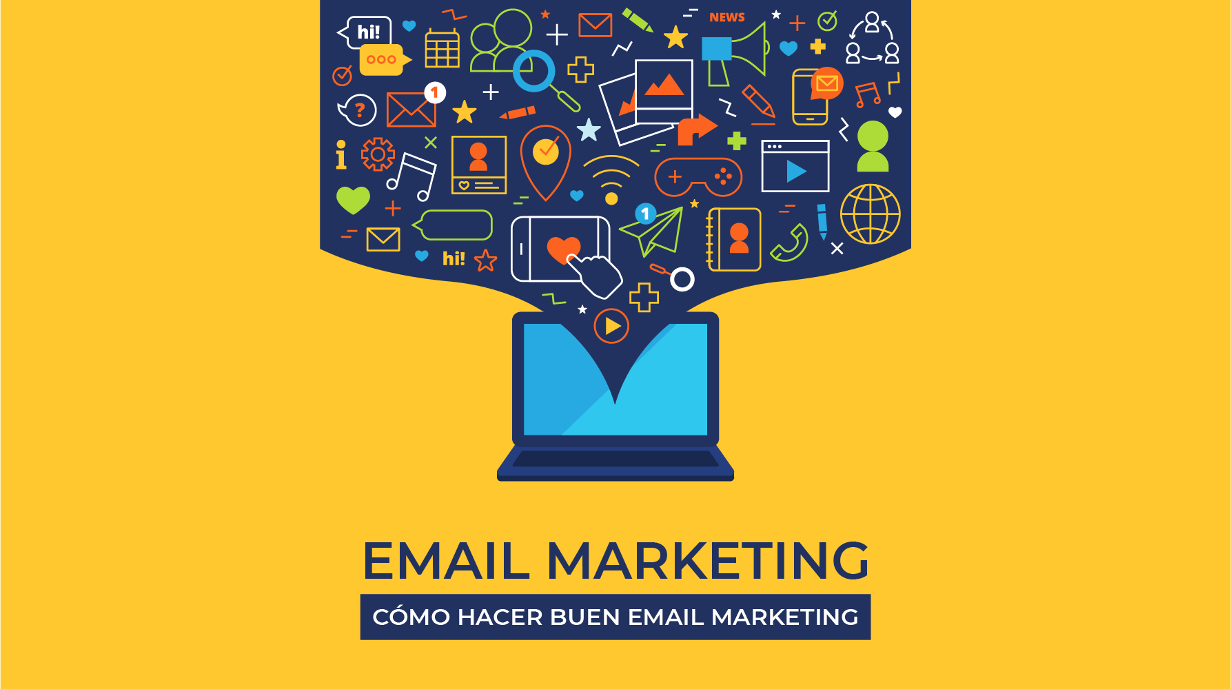 como hacer buen email marketing