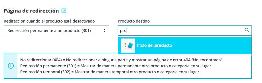 Optimización SEO de productos en Prestashop 1.7 4