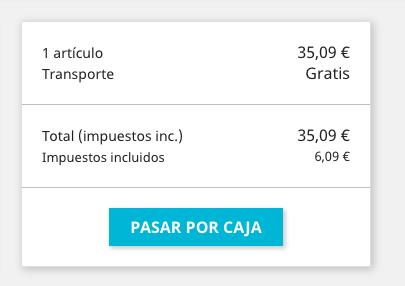 Configurar impuestos en Prestashop 1.7 6