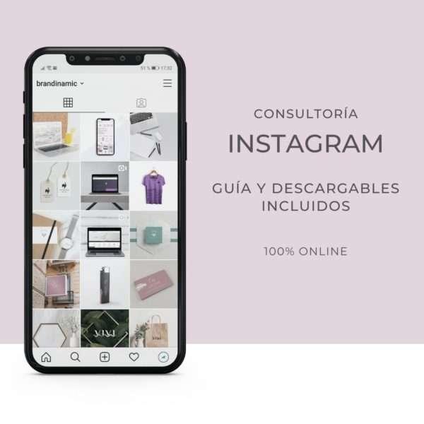 Consultoría Instagram 1