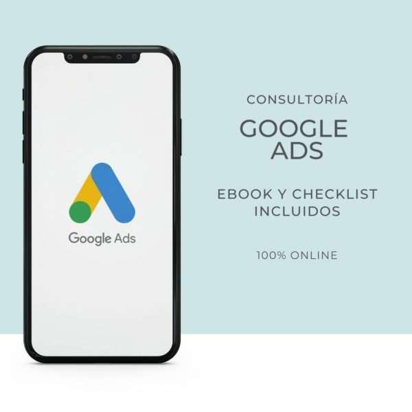Consultoría en Google Ads 1