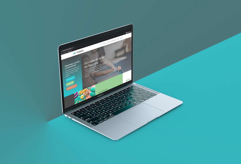 diseño web fisionut